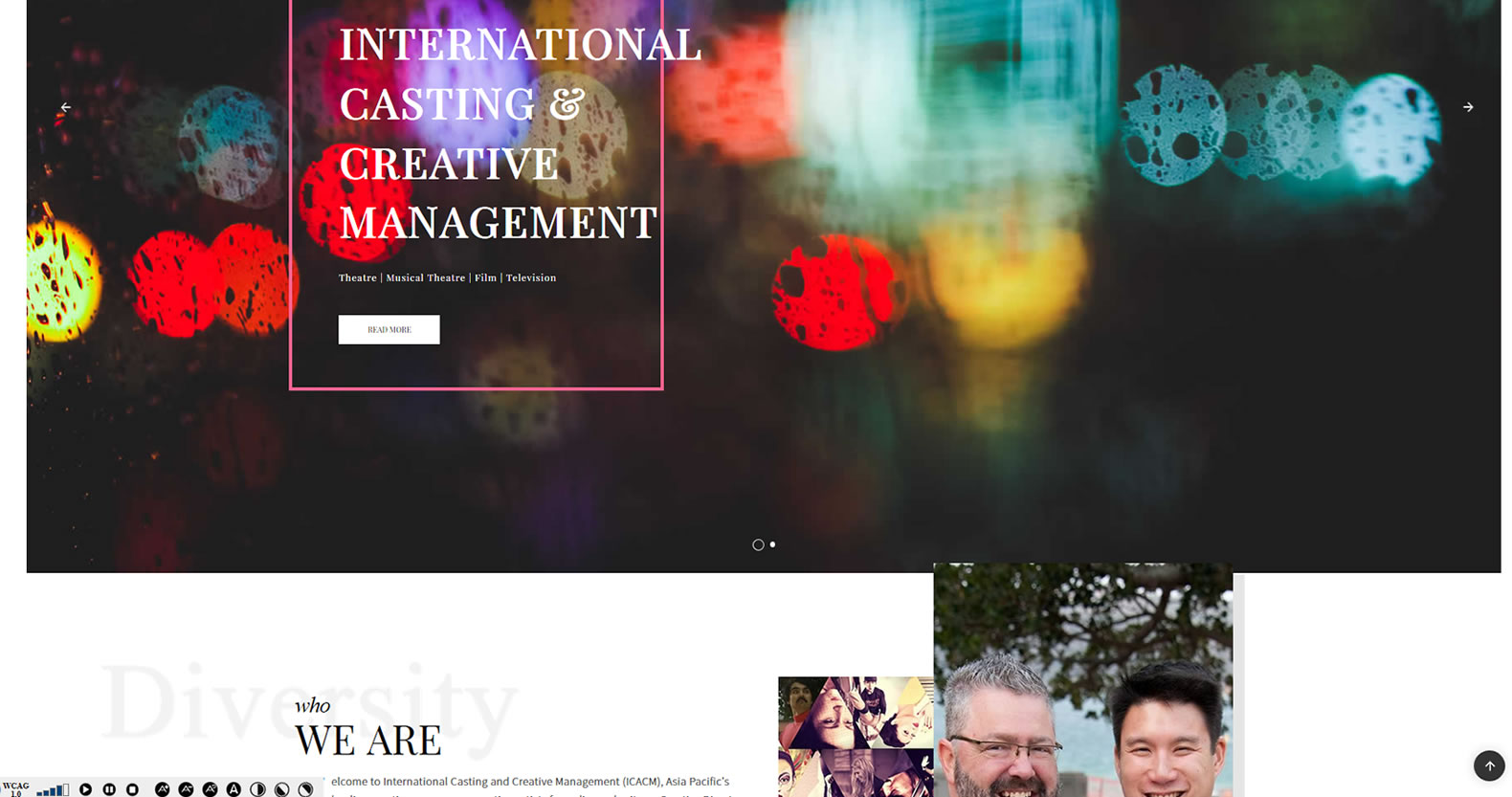 International Casting & Creative Management