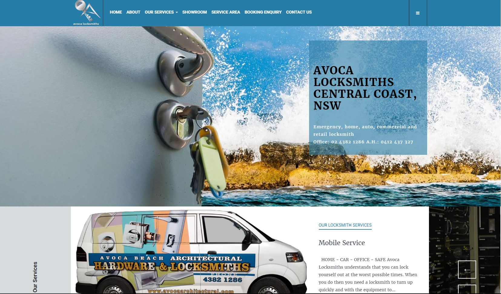 Avoca Locksmiths